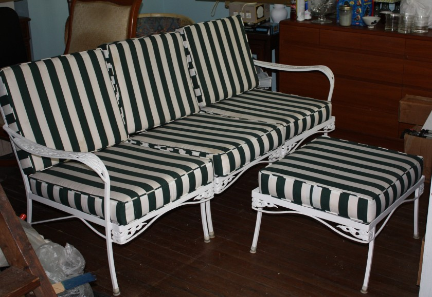 Vintage Patio Furniture – Let\'s Face the Music