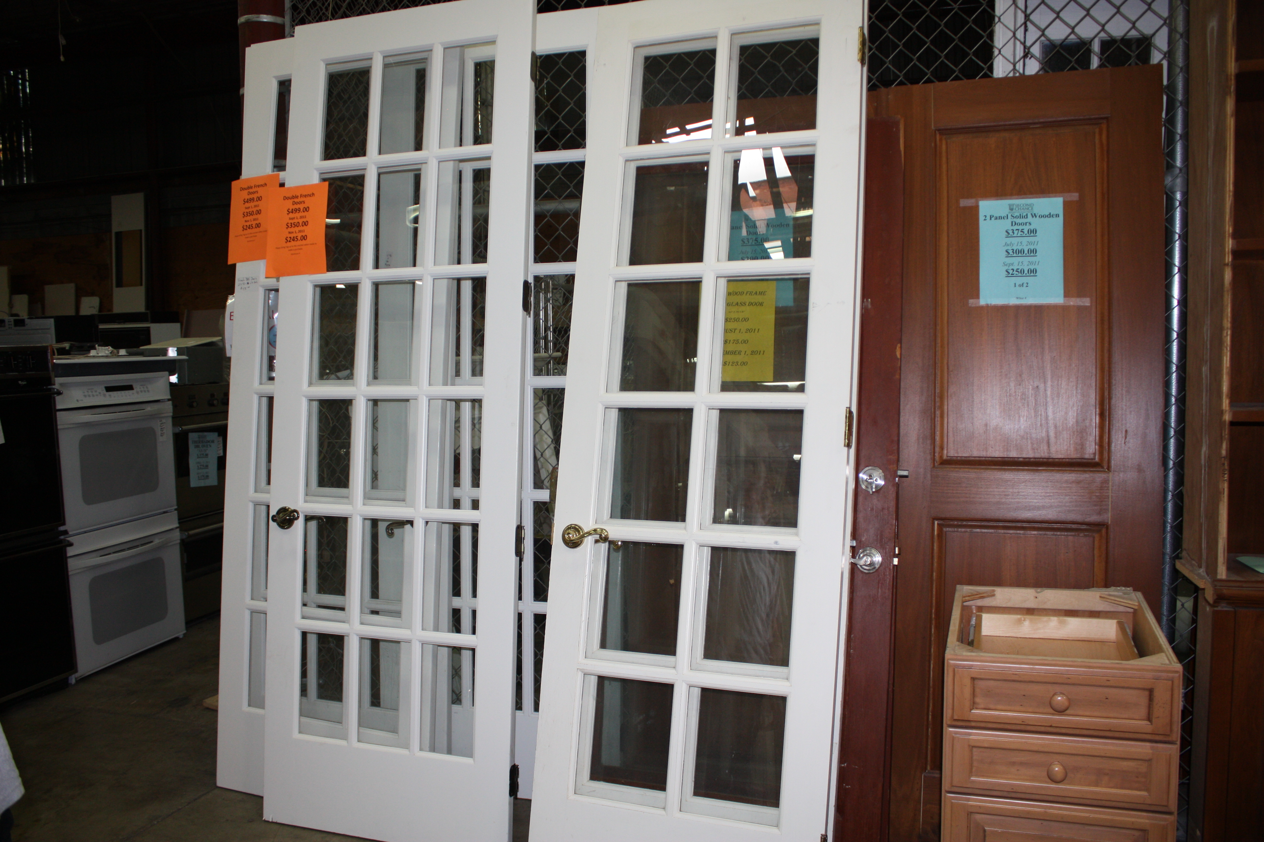Awesome French doors. & Prime Salvage u2013 Letu0027s Face the Music pezcame.com