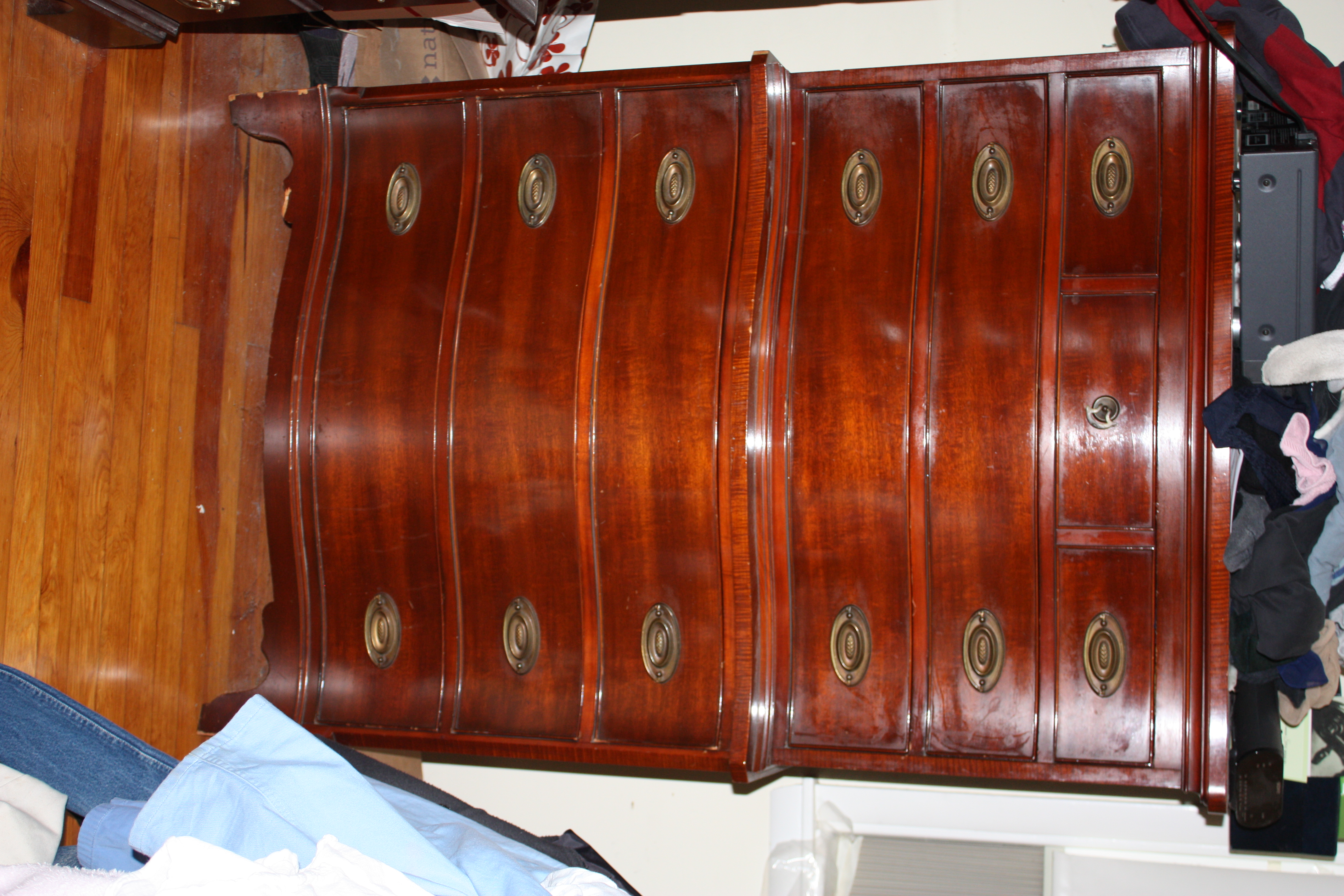 bombe chest of drawers plans