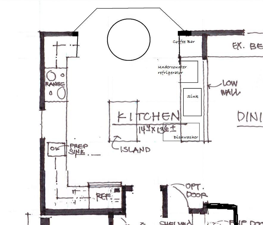 kitchen design map the glade kitchen in let s the 277