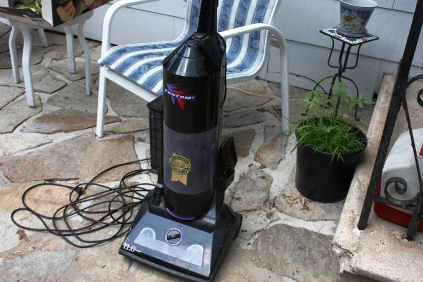 We've been using this vacuum for decades.