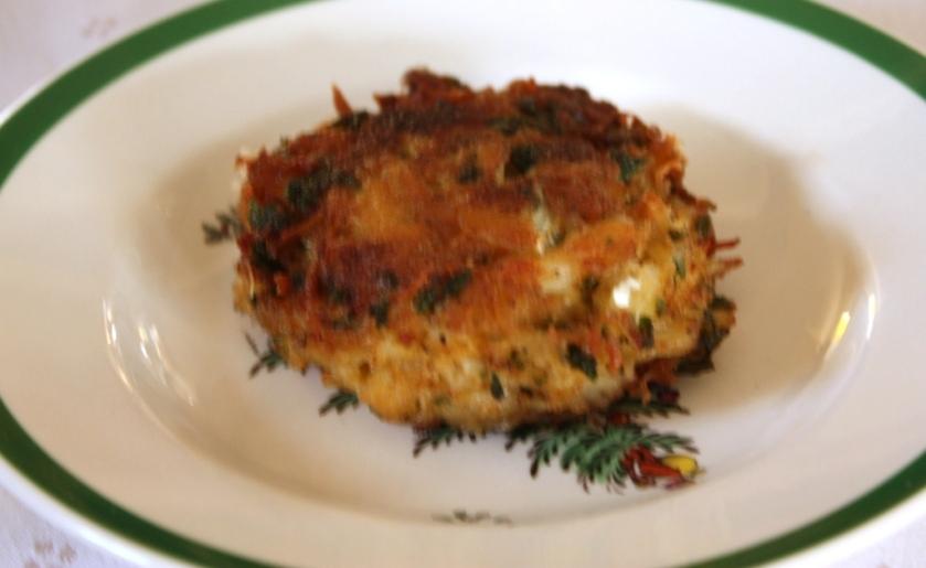 Maryland Crab Cake
