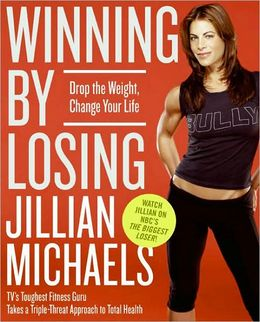 Jillians Michael's book is the first 12-week program I'm following.