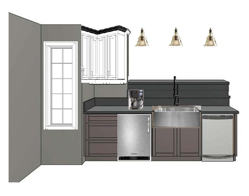 Kitchen Sink Cabinet With Dishwasher