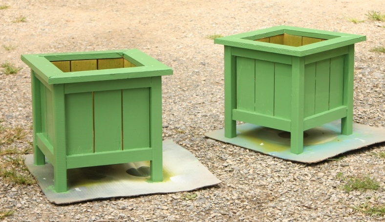 My Versailles planters