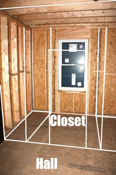 We can't wait to design a totally useful and luxurious walk-in closet.