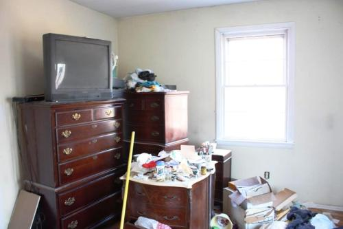 Do you see the rhino on top of the dresser? (Elephant removed recently.)