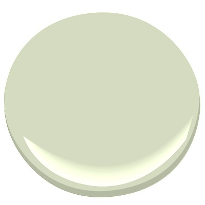 Hancock Green by Benjamin Moore is the frontrunner.