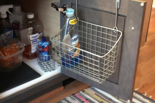 This basket is sturdy enough to hold a few more items.