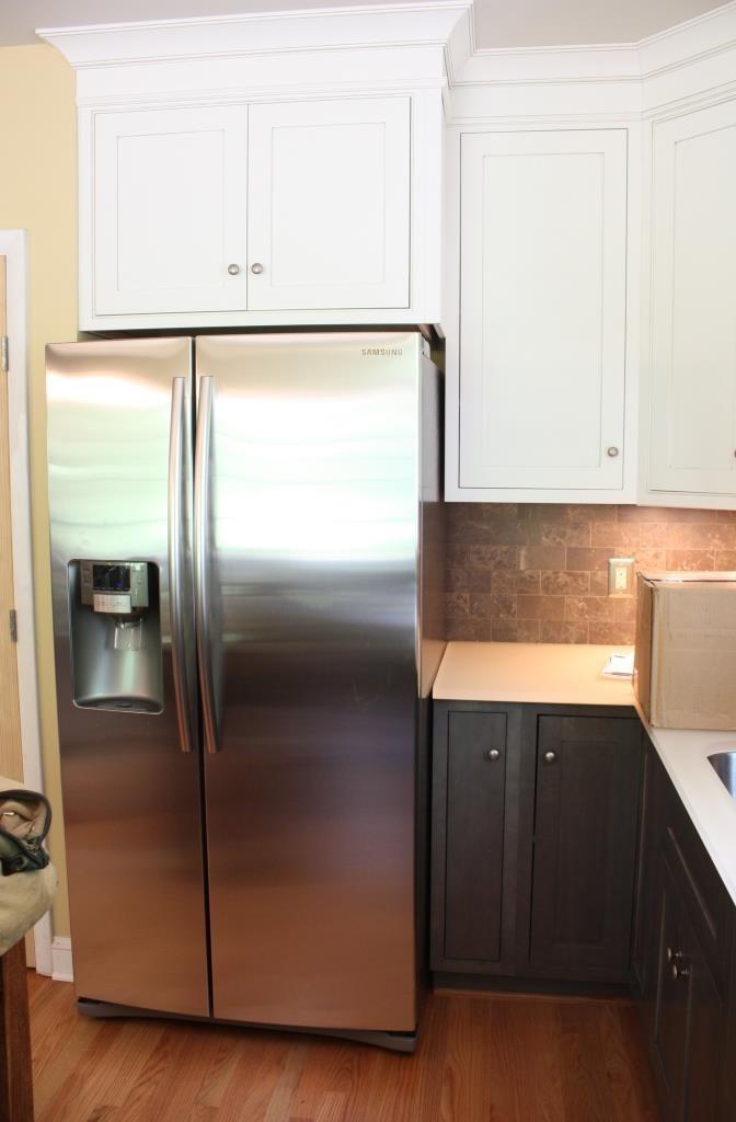 Refrigerator At Your Service, Madam.