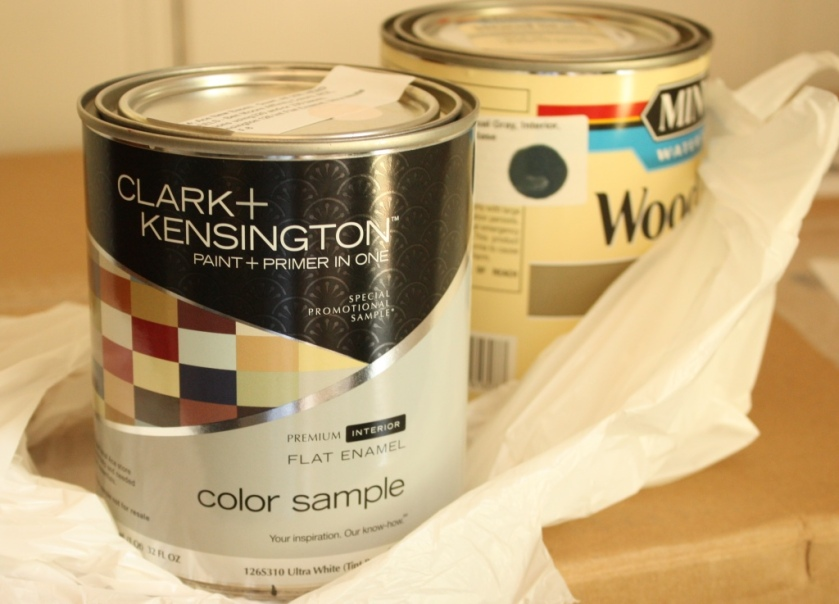 Paint paint and more paint let 39 s face the music - Clark and kensington exterior paint ...