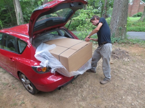 I've narrowed the search down to hatchbacks -- like my dear Mazda 3 named Betty.