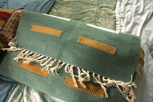 A simple pillow cover.
