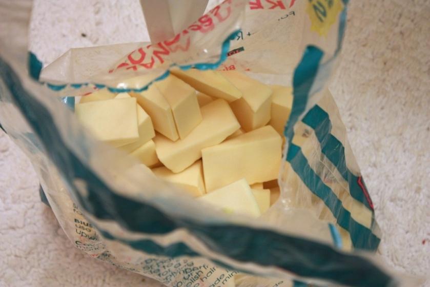Make up sponges.