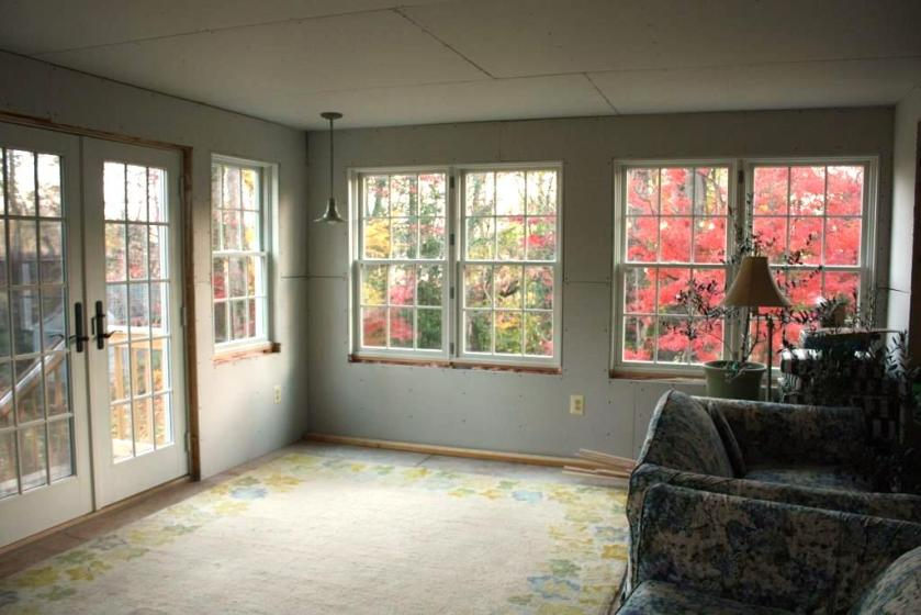 Can you picture the windows with trim?