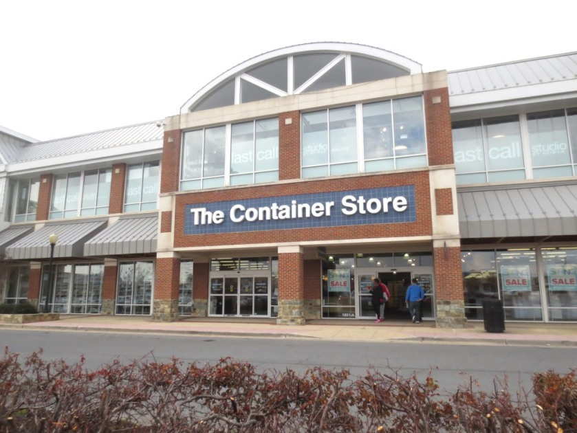 The Container Store in Rockville, Maryland.