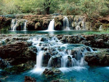 Cunningham Falls in Maryland