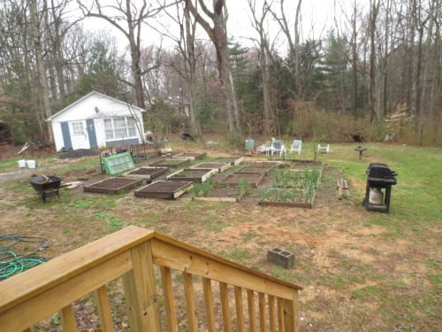 Charlie would like to have the soil in his garden tested and has not had time to access the Maryland Extension Agency.