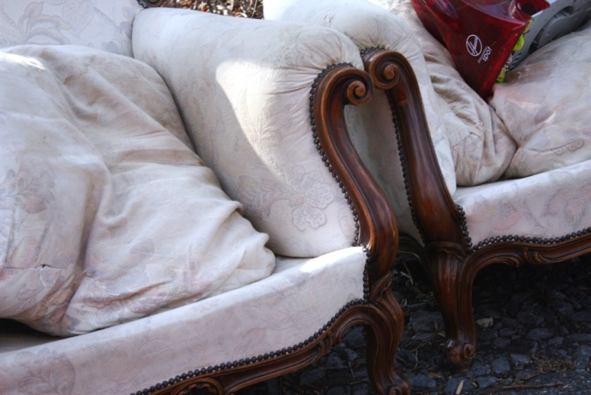 If these were truly from a Victorian set there would be both a masculine and feminine model of the chair -- similar but not exactly the same.