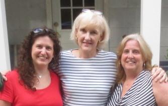 Jessica, Jo, and Jessica's mother.