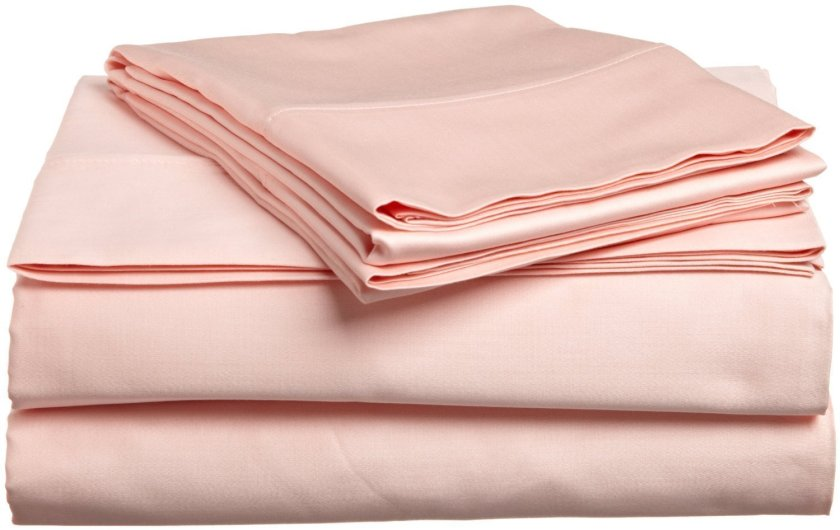 Pink sheets are rare -- now they're usually peach.