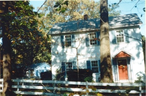 The Glade in summer of 1997.