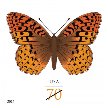 Since 2014 the GSF has been on a US postage stamp.