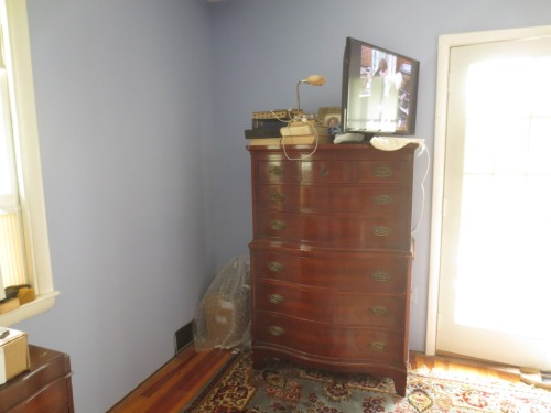 I'd like to refinish or paint my dresser one day.