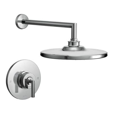 The Arris handle and showerhead are going in the conservatory shower. They co-ordinate with the Ikea sink faucet.