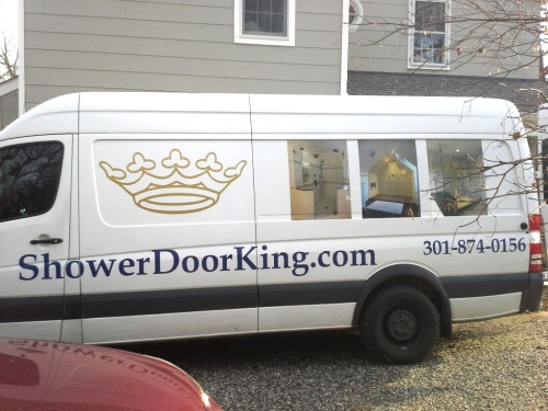 Shower Door King is based in Ijamsville, Maryland, and services Maryland, Virginia, and Washington DC.