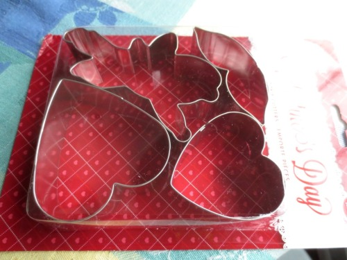 I plan to use the heart-shaped cutters for tea sandwiches.