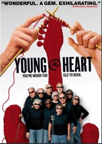 This award-winning documentary film documents the final weeks of rehearsal for the Y@H Chorus, whose average age is 81, and many of whom must overcome health adversities to participate. Their music is unexpected, going against the stereotype of their age, performing songs by James Brown, and Sonic Youth. Although they've toured the world, this account focuses on preparing new songs, not an easy endeavor, for a concert in their home town, which succeeds in spite of several real heart breaking events.