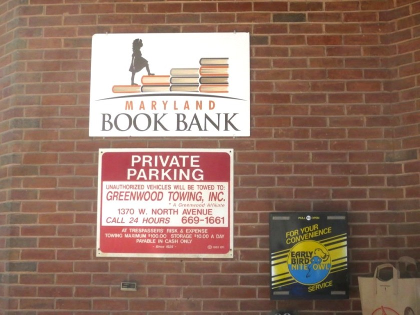 Baltimore boasts two free book organizations dedicated to literacy.