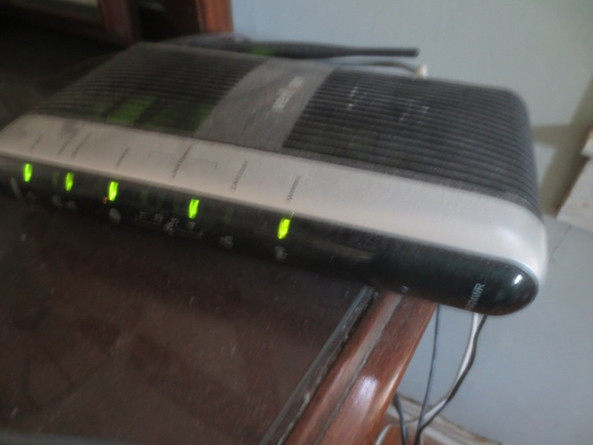 As far as I am concerned my outdated router was fine.