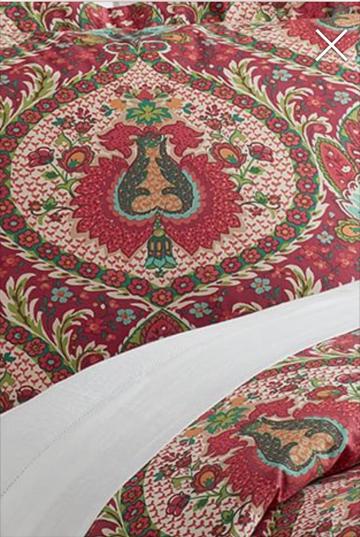 Darcy Paisley fabric