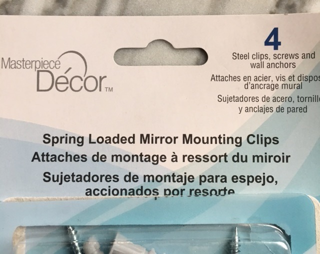 A set of clips -- $10.