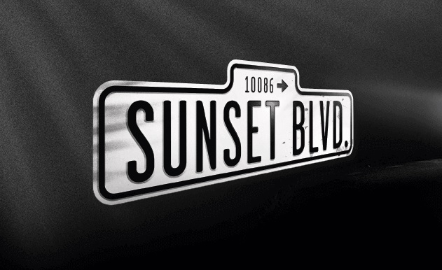 Sunset Boulevard -- a dramatic musical by Andrew Lloyd Weber.