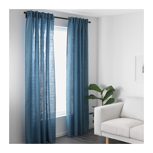 Summer update proposal let 39 s face the music for Linen curtains ikea